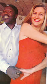 Jacqueline Moss & Phil Kaila