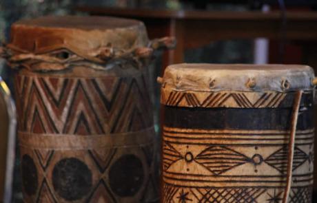 Salsa North West African Drumming